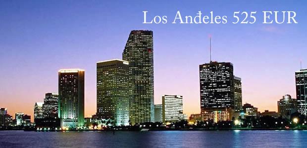 Avio karte Los Andjeles