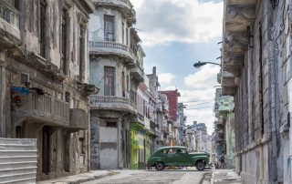 Avionske karte Kuba Havana