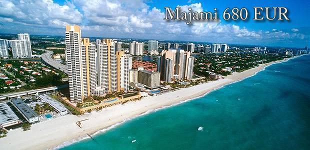 Avio karte Majami