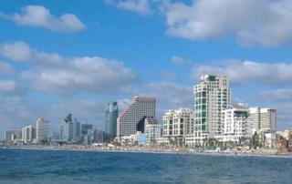 Avionske karte Tel Aviv