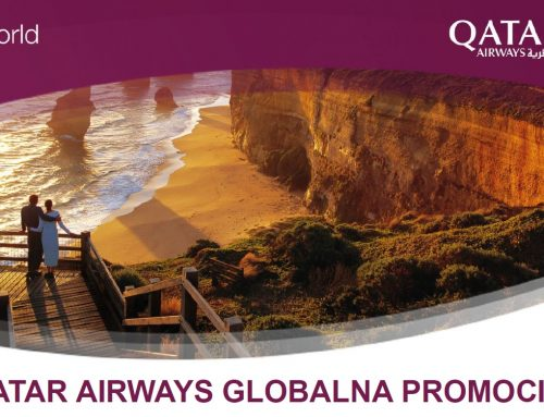 QATAR AIRWAYS – AVIO KARTE OD 429 EUR!